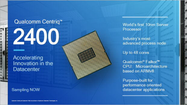 Centriq 2400 (Bild: Qualcomm)