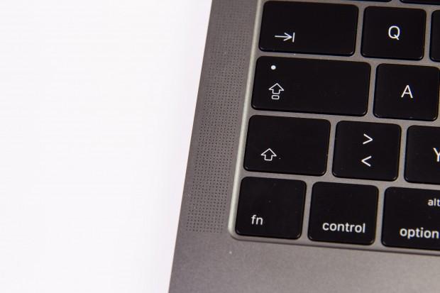 Der Ton kommt überwiegend sehr gut räumlich aus Tastaturrichtung. (Foto: Martin Wolf/Golem.de)