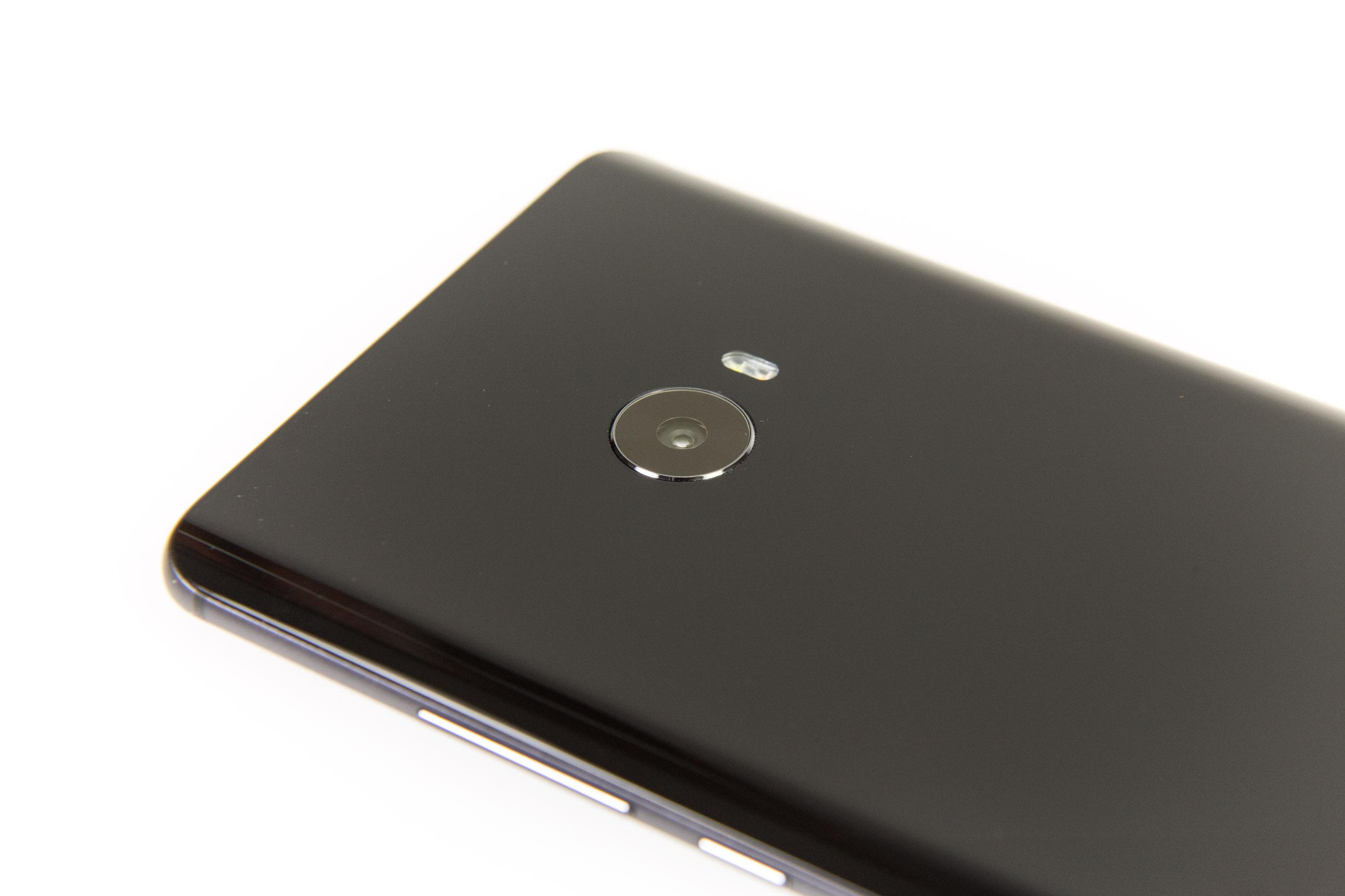 Xiaomi Mi Note 2 im Test: Ein Smartphone mit Ecken ohne Kanten -