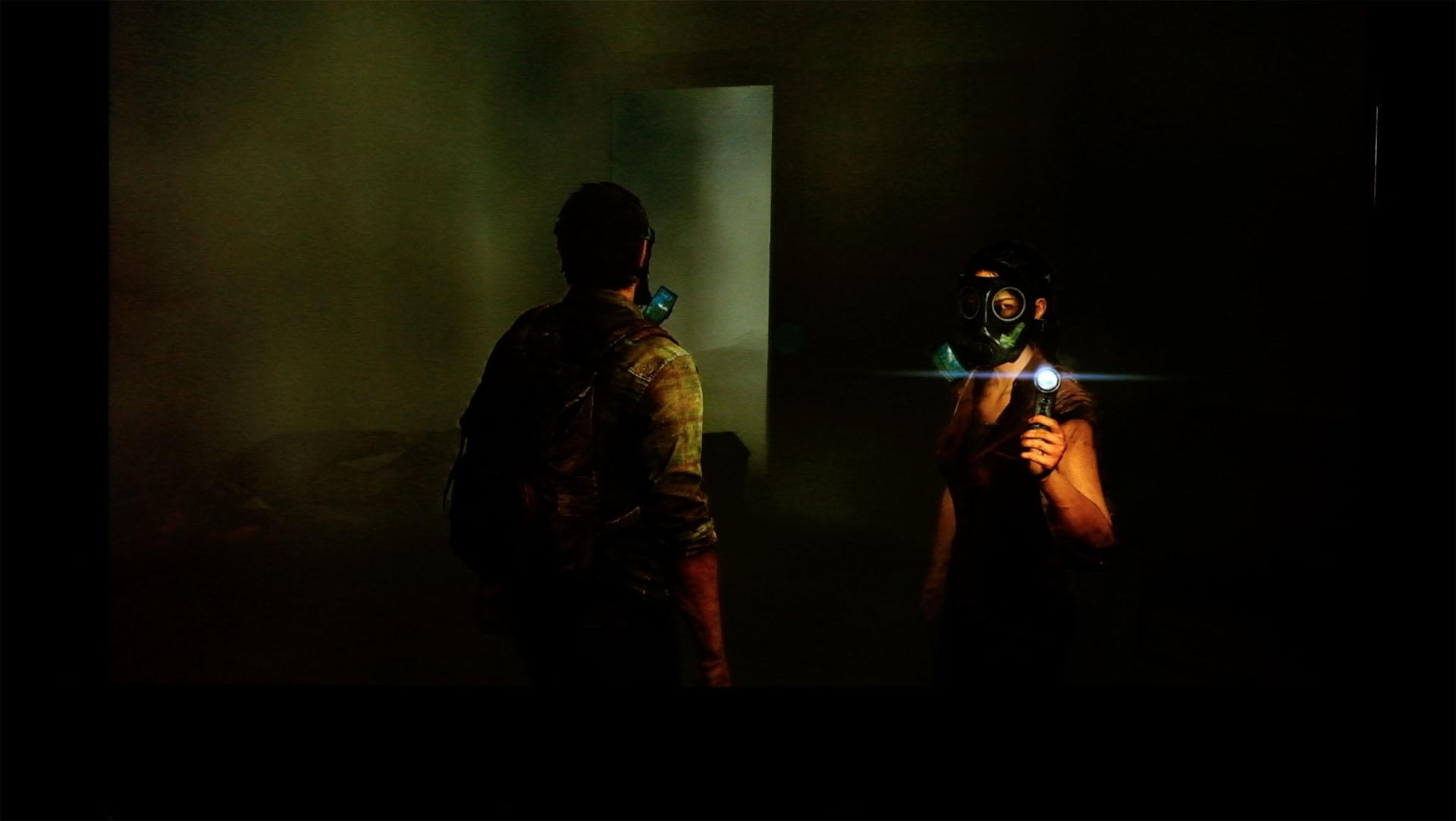 Spielen mit HDR ausprobiert: In den Farbtopf gefallen - Last of Us Remastered (SDR)