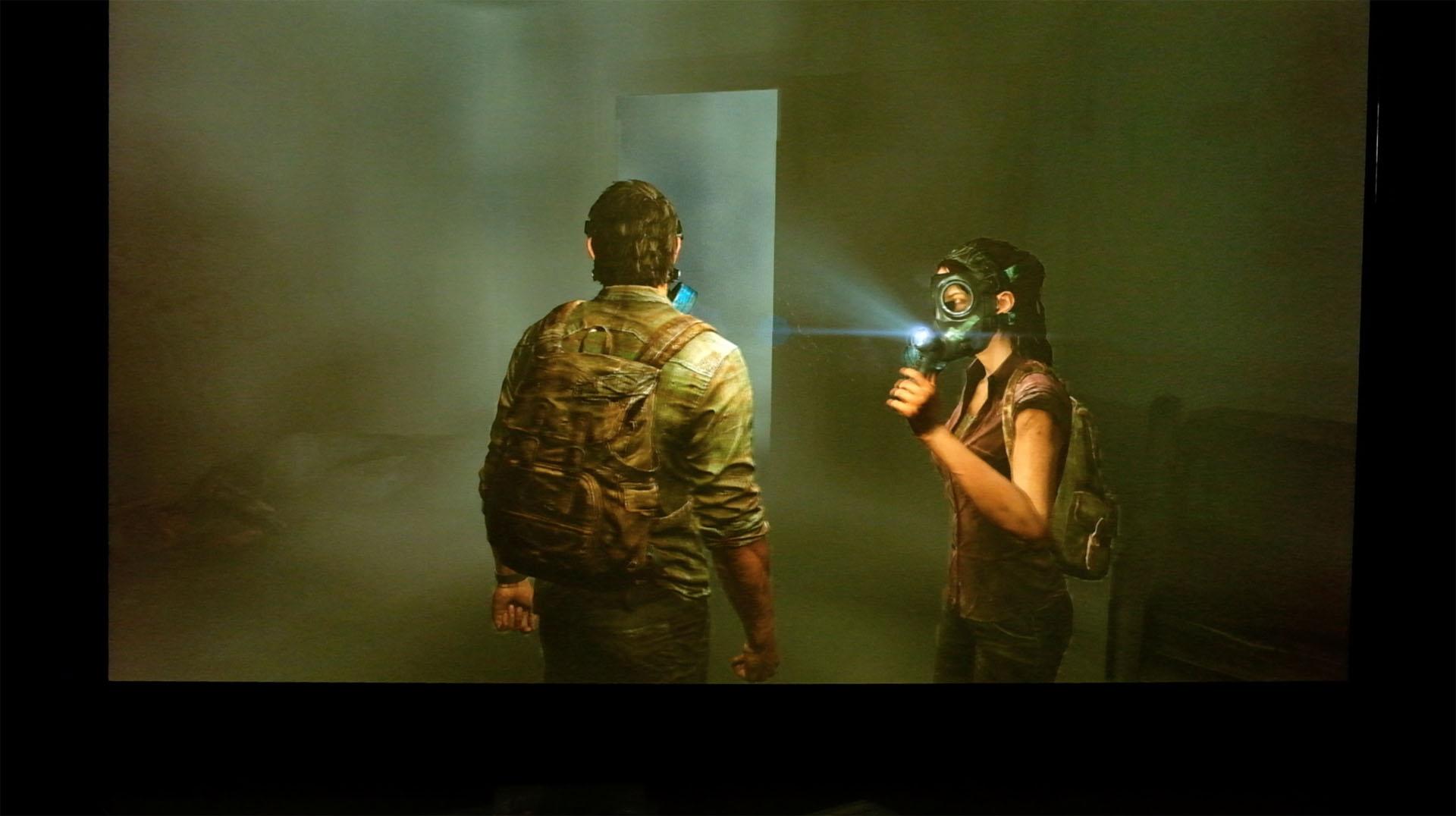 Spielen mit HDR ausprobiert: In den Farbtopf gefallen - Last of Us Remastered (HDR)