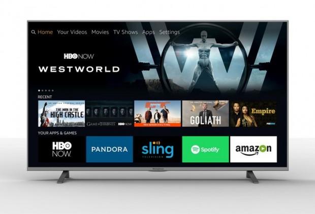 4K-Fernseher mit Fire TV Edition (Bild: Tongfang)