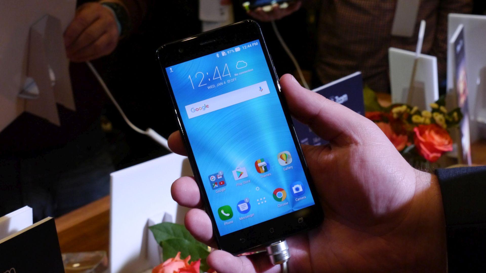 Zenfone 3 Zoom: Asus präsentiert neues Smartphone mit Zoomfunktion -