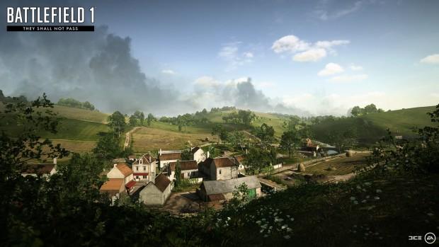 "Neue Multiplayerkarte ""Soissons"" (Bild: Electronic Arts)"