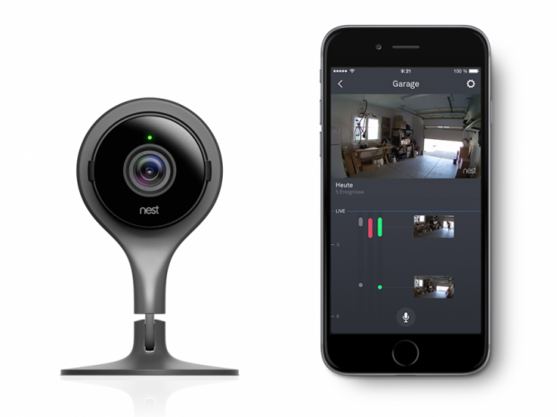 Nest Cam Indoor (Bild: Nestlabs)