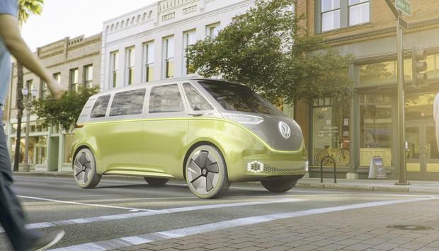 ID Buzz (Bild: Volkswagen)