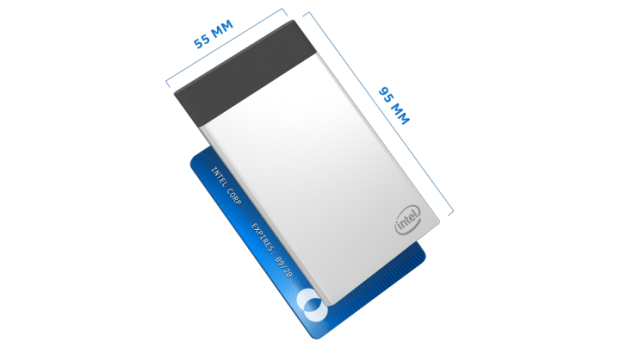 Compute Card (Bild: Intel)