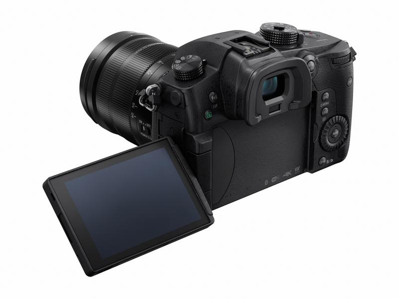 Digitalkamera: Panasonic GH5 macht ein bisschen 6K - Panasonic GH5 (Bild: Panasonic)