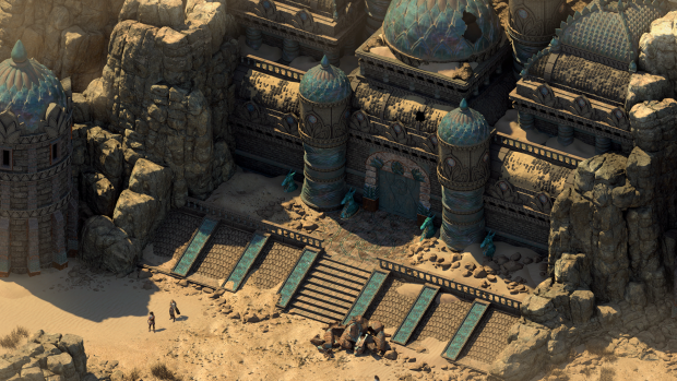 Pillars of Eternity 2 (Bild: Obsidian Entertainment)
