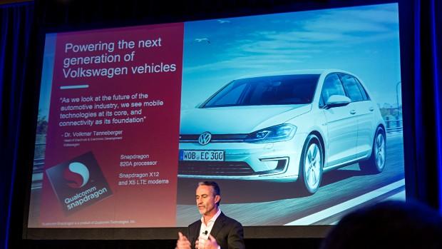 Der SD820A wird von Volkswagen verwendet. (Foto: Marc Sauter/Golem.de)