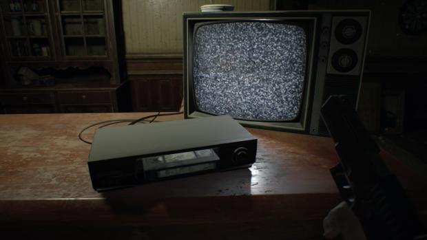 Per Videorekorder greifen wir auf interaktive Filme zu. (Screenshot: Golem.de)