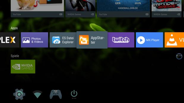 Wenn eine App am Play Store vorbei installiert wurde, ist sie auch auf dem Hauptbildschirm aufgeführt. (Screenshot: Golem.de)