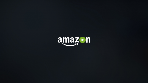 Das Start-Logo sieht man bei jedem Neustart von Amazons Video-App. (Screenshot: Golem.de)