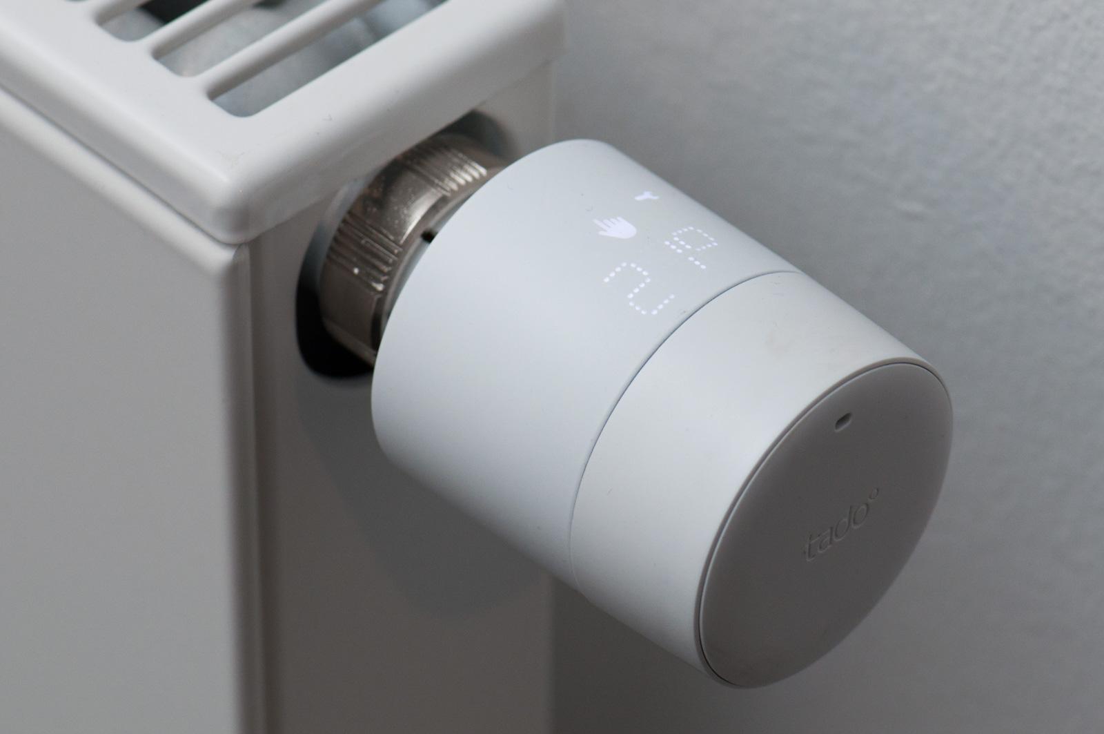 Tado im Test: Heizkörperthermostate mit effizientem Stalker-Modus -