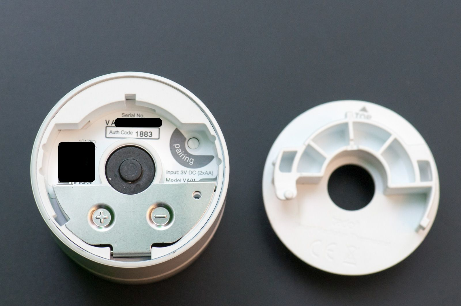 Tado im Test: Heizkörperthermostate mit effizientem Stalker-Modus - Der Koppelmechanismus ist auch recht platzsparend. (Foto: Andreas Sebayang/Golem.de)