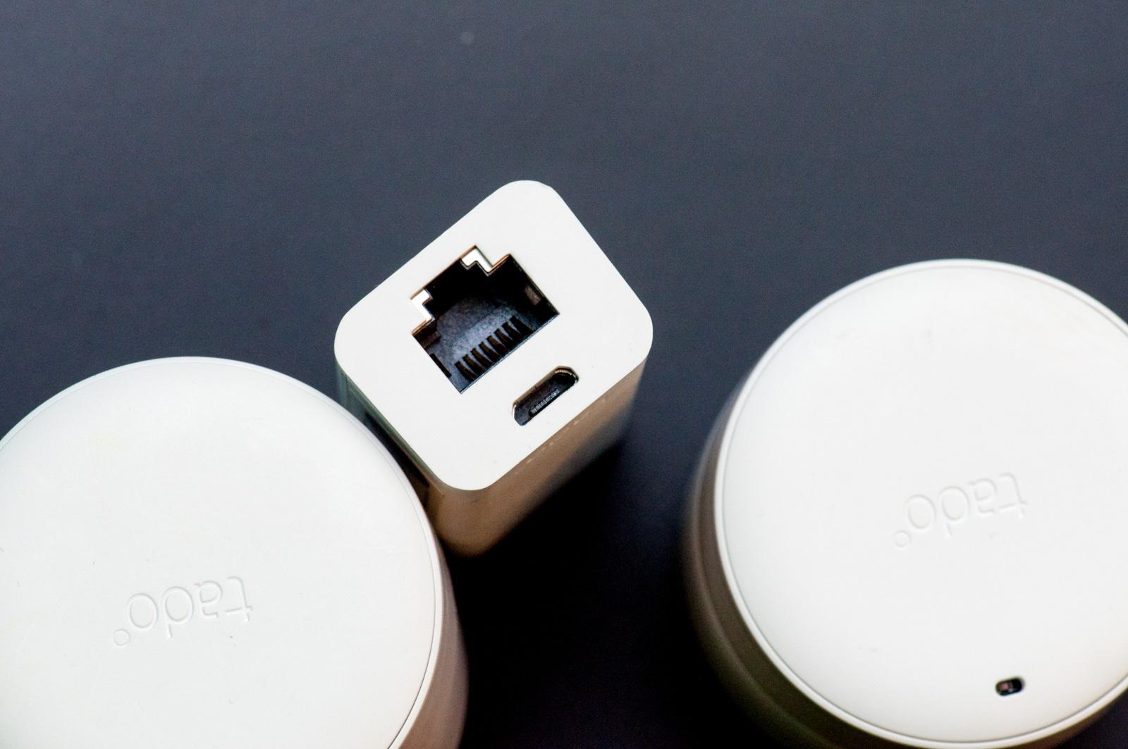 Tado im Test: Heizkörperthermostate mit effizientem Stalker-Modus - Ohne Internet Bridge geht es nicht. (Foto: Andreas Sebayang/Golem.de)