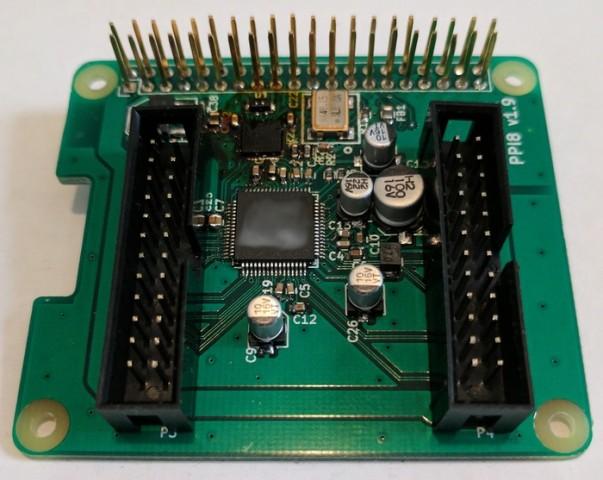 Audio-Injector-Octo-Platine (Bild: Audio Injector)