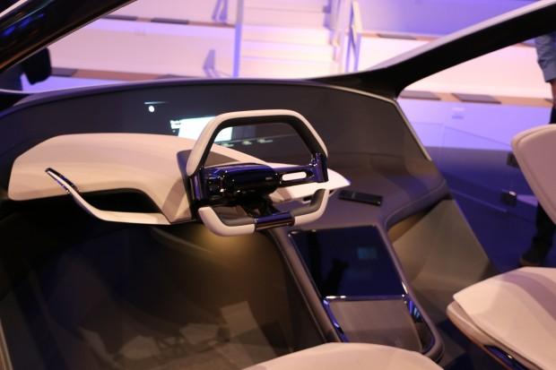 Die BMW-Konzeptstudie i Inside Future  auf der CES 2017 in Las Vegas (Foto: Friedhelm Greis/Golem.de)