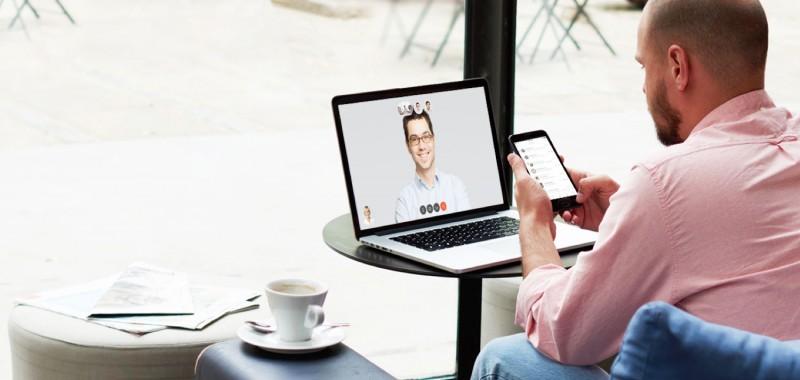 Spark: Cisco bringt die Videokonferenz aufs Smartboard -