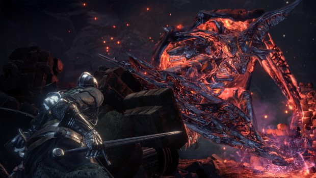 Dark Souls 3 The Ringed City (Screenshot: From Software)