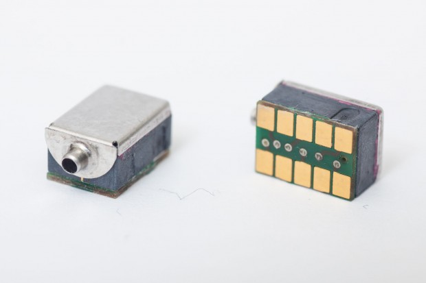 Die Lautsprecher von Usound basieren auf Mikrosystemen. (Foto: Usound)