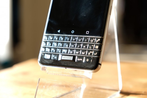 Blackberry Key One (Foto: Michael Wieczorek/Golem.de)