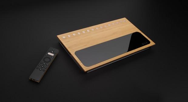 Caavo-Box mit acht HDMI-Anschlüssen (Bild: Caavo)