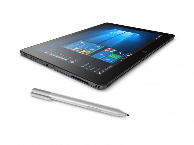 Der Stift setzt auf Wacom-Technik. (Bild: HP)