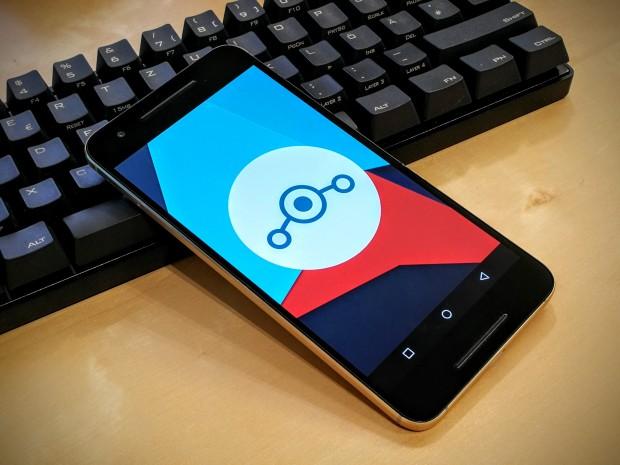 LineageOS auf einem Nexus 6P (Bild: Tobias Költzsch/Golem.de)