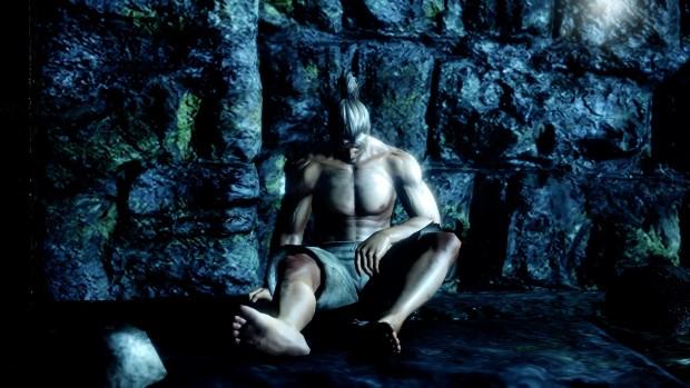 Der direkte Anfang von Nioh erinnert fast ein wenig zu sehr an Dark Souls 1 (Gefängnis, Kamerafahrt).