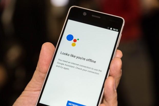Auf allen drei Geräten ist Android 7 mitsamt Google Assistant installiert. (Bild: Martin Wolf/Golem.de)