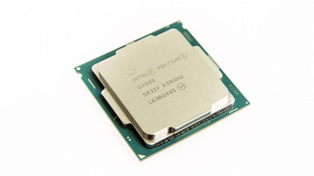 Pentium G4560 (Foto: Martin Wolf/Golem.de)