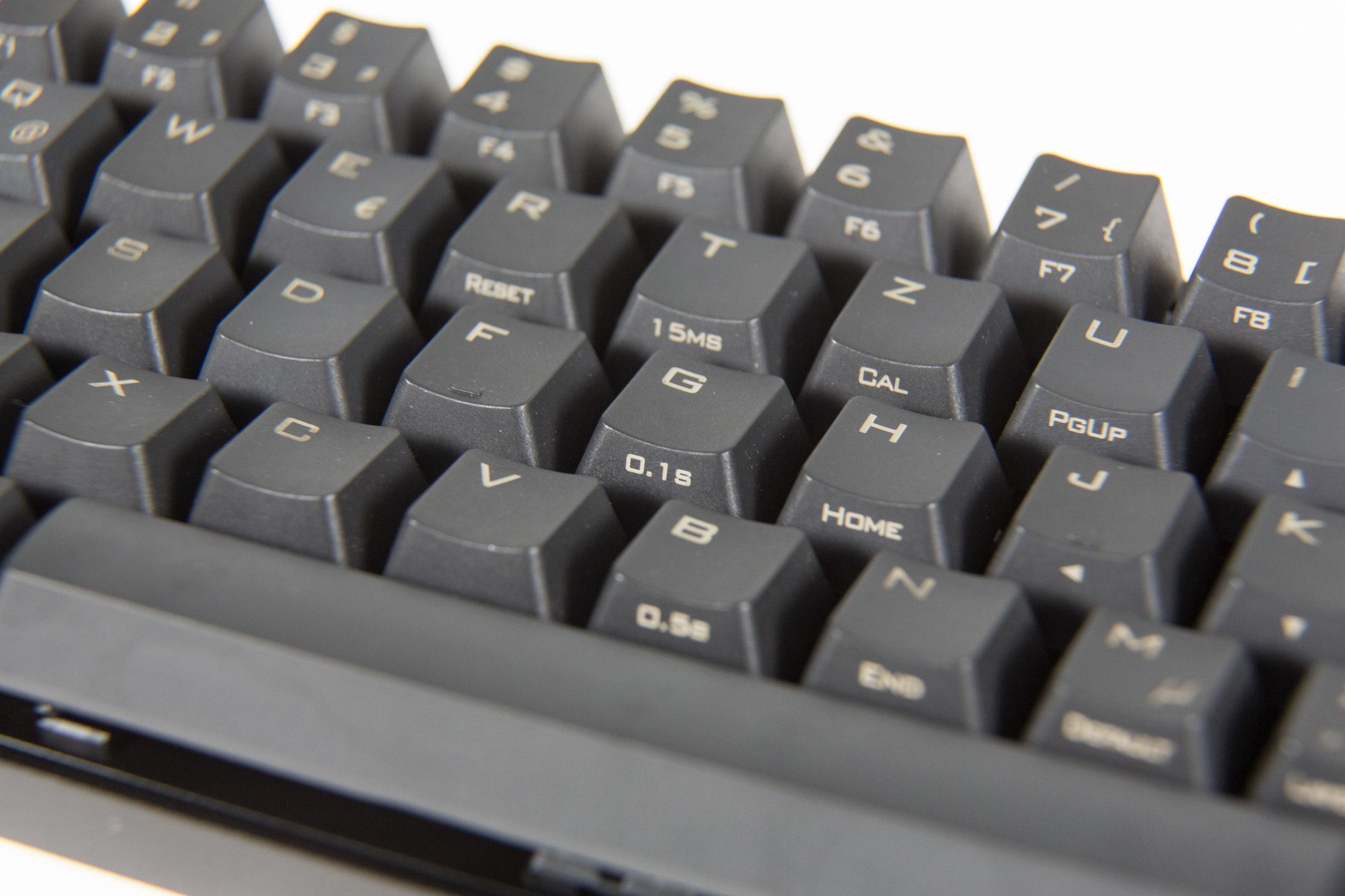 """Mechanische Tastatur Poker 3 im Test: """"Kauf dir endlich Dämpfungsringe!"""" -"""
