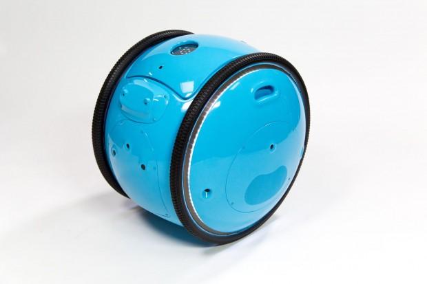 Der Roboter Gita fährt auf zwei Rädern. (Bild: PFF)