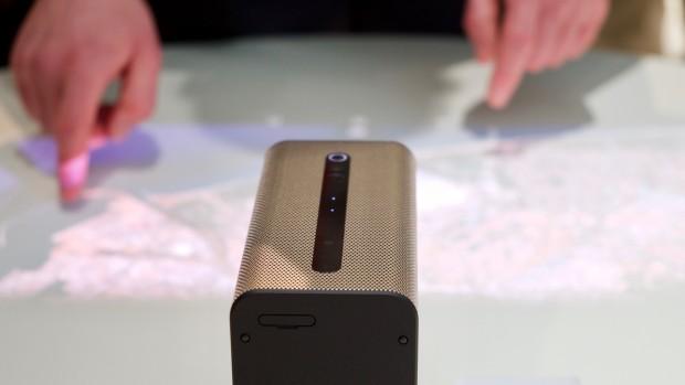 Sonys Xperia Touch (Bild: Michael Wieczorek/Golem.de)