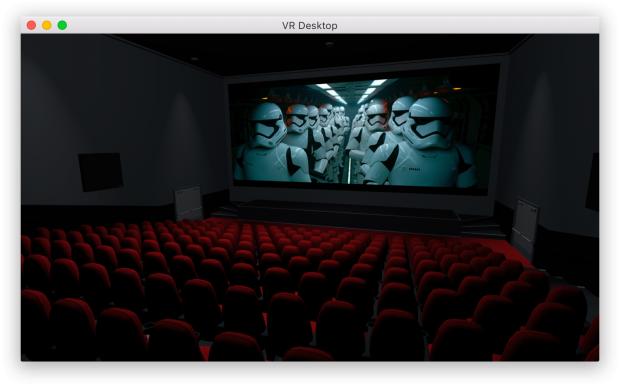 VR-Desktop