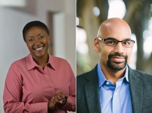 Aicha Evans und Naveen Rao (Bild: Intel)