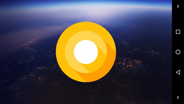Das aktuelle Logo von Android O, einen offiziellen Namen hat die kommende Android-Version noch nicht. (Screenshot: Golem.de)