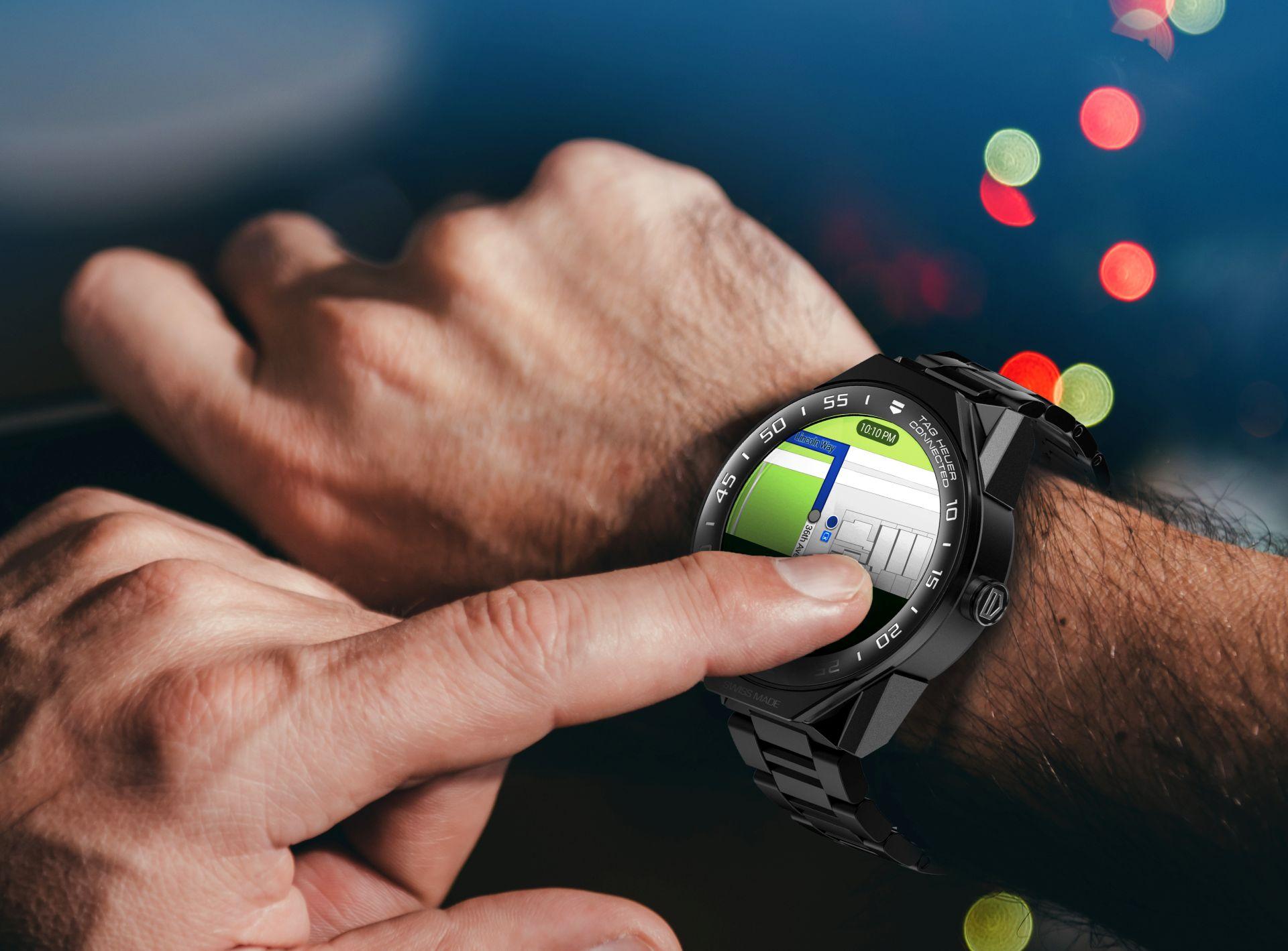 Connected Modular 45: Tag Heuers neue Smartwatch kommt mit mechanischem Uhrwerk -
