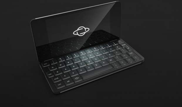 Gemini PDA (Bild: Planet Computing)