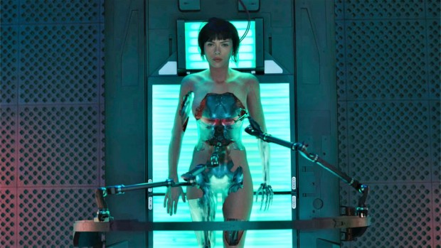 Ghost in the Shell (Bild: Paramount Pictures)