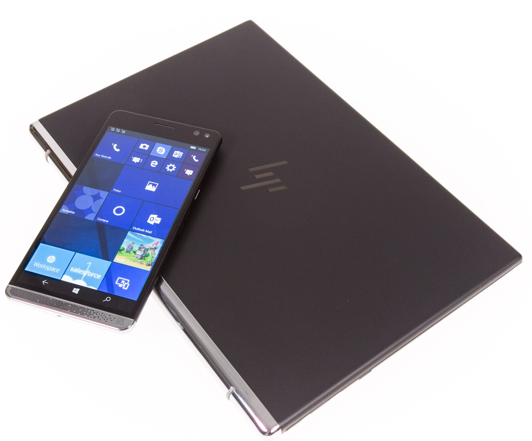 HP Lapdock im Test: Außen ein Notebook, innen ein Kompromiss -