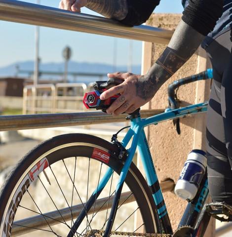 Hexagon Fahrradkamera Macht Smartphone Zum R 252 Ckspiegel