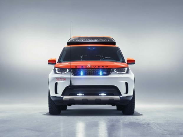 Land Rover Project Hero  (Bild: Land Rover)