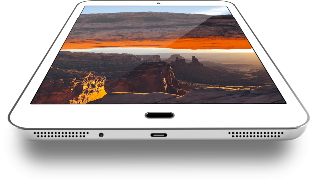 Das Superscreen-Tablet hat einen Full-HD-Display. (Bild: Superscreen)