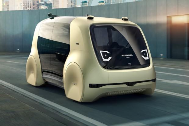 VW Sedric (Bild: Volkswagen)