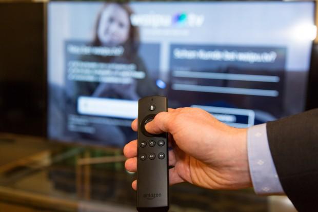Waipu TV auf dem Fire TV (Bild: Martin Wolf/Golem.de)