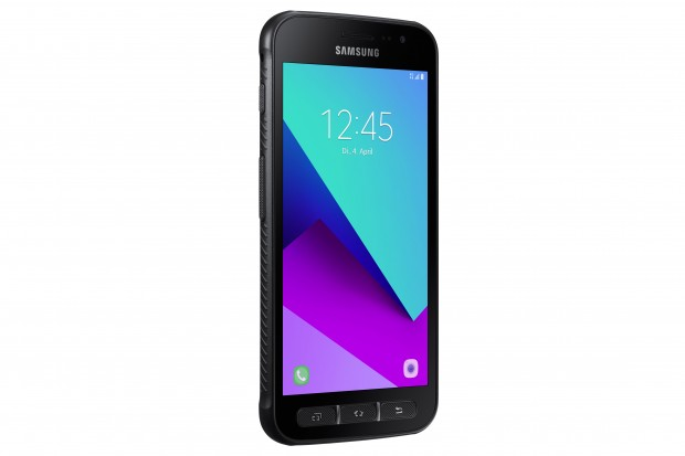 Das neue Xcover 4 von Samsung (Bild: Samsung)