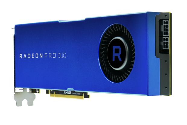 Radeon Pro Duo (Bild: AMD)
