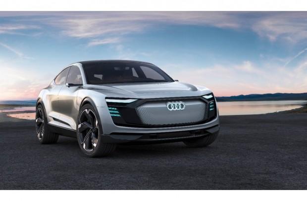 Audi E-tron Sportback Concept (Bild: Audi)